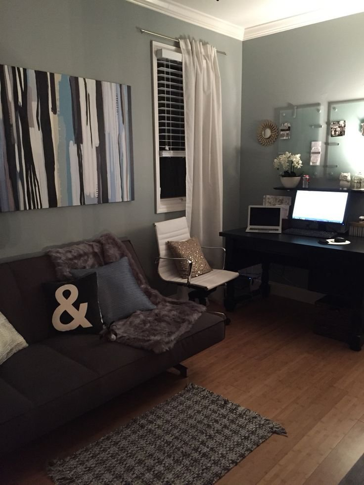 Best Home Office With Futon Cb2 Potterybarn Target Office With Pictures