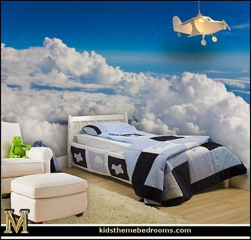 Best Decorating Theme Bedrooms Maries Manor Airplane Theme With Pictures