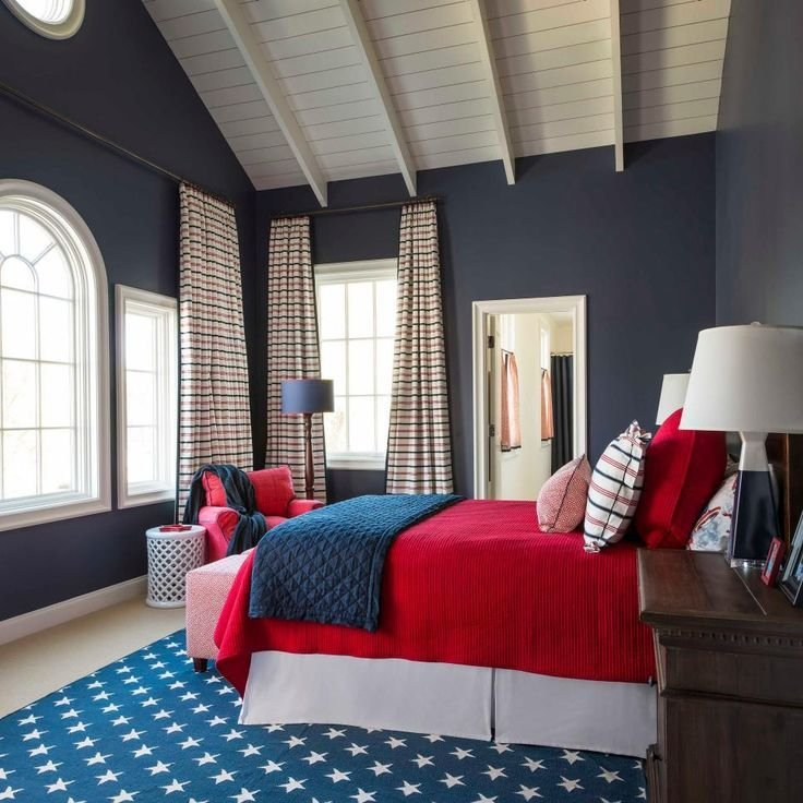 Best 25 Patriotic Bedroom Ideas On Pinterest With Pictures