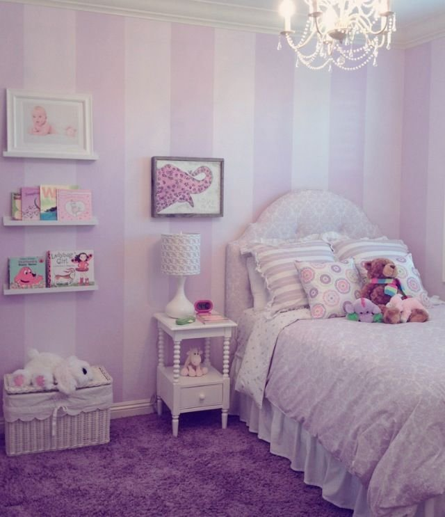 Best 25 Best Ideas About Purple Striped Walls On Pinterest With Pictures