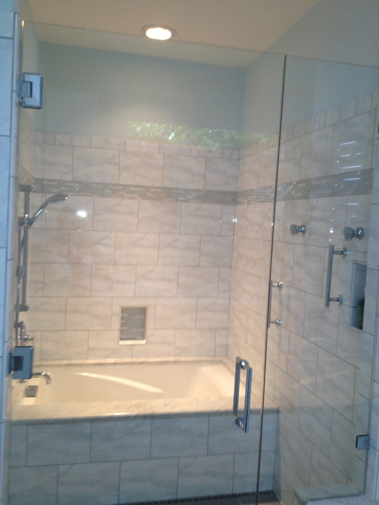 Best My New Wet Room Shower And Bath Combo A Sheer Delight With Pictures