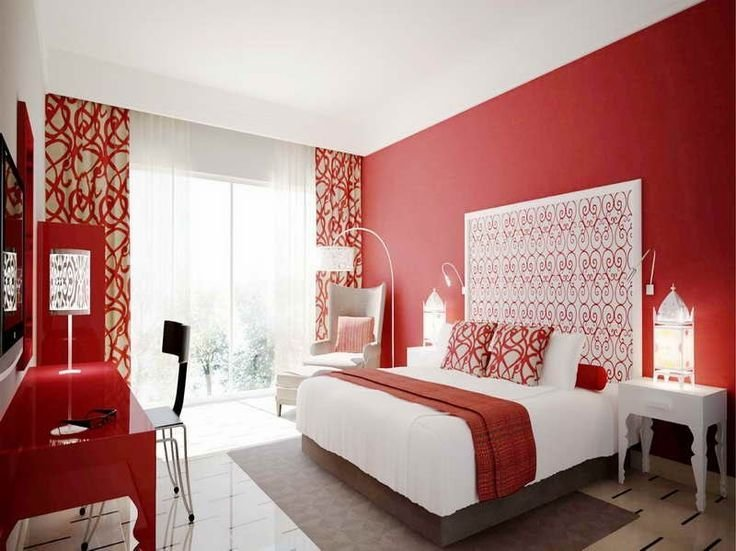 Best Decorating With Red Walls Google Search Mission Condo With Pictures