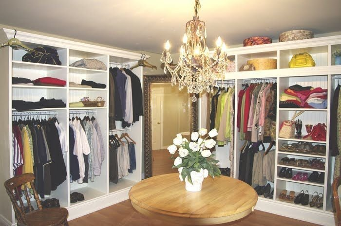 Best Convert A Small Bedroom Into A Walk In Closet Dressing I Love My House Pinterest Much With Pictures