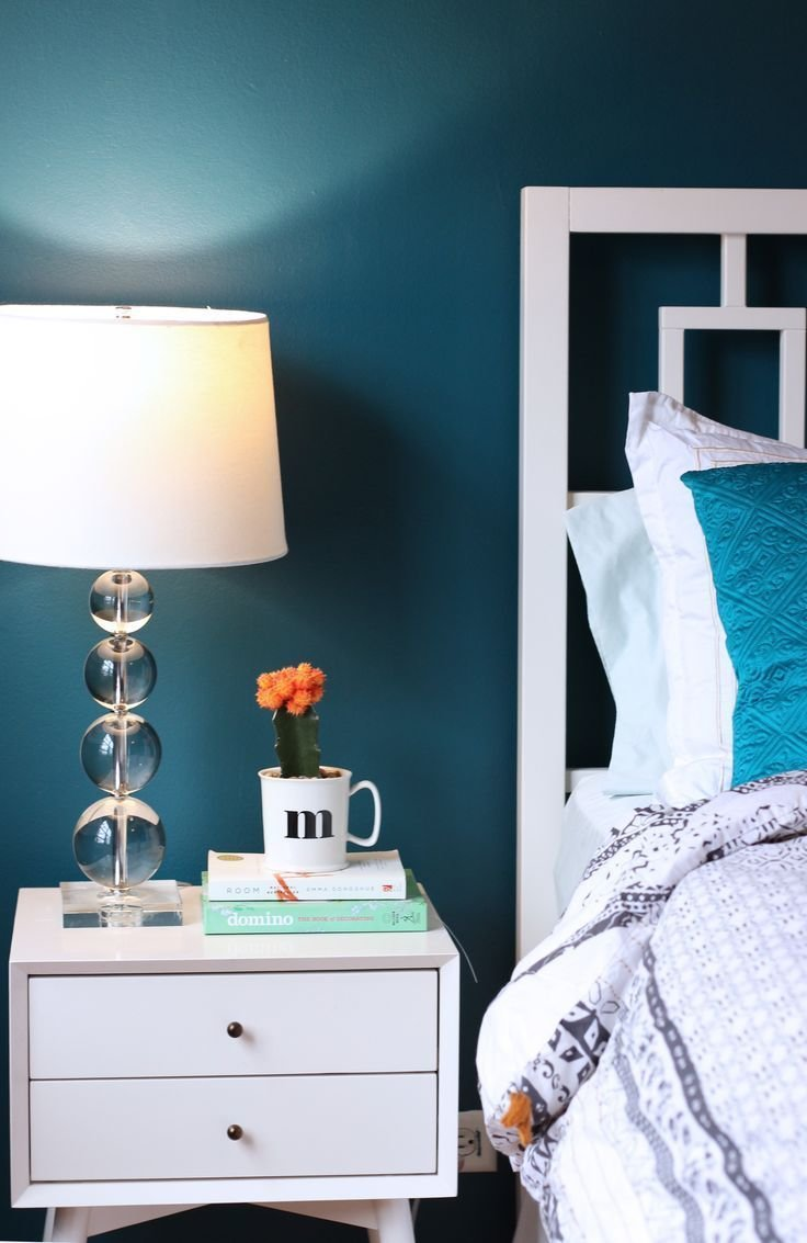 Best New Bedroom Paint Color Painting Lessons Learned With Pictures