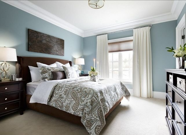 Best 12 Best Guest Bedroom Blue Gray And Black Images On With Pictures