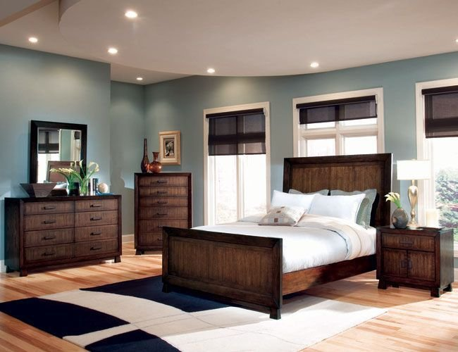 Best Master Bedroom Decorating Ideas Blue And Brown Bedroom With Pictures