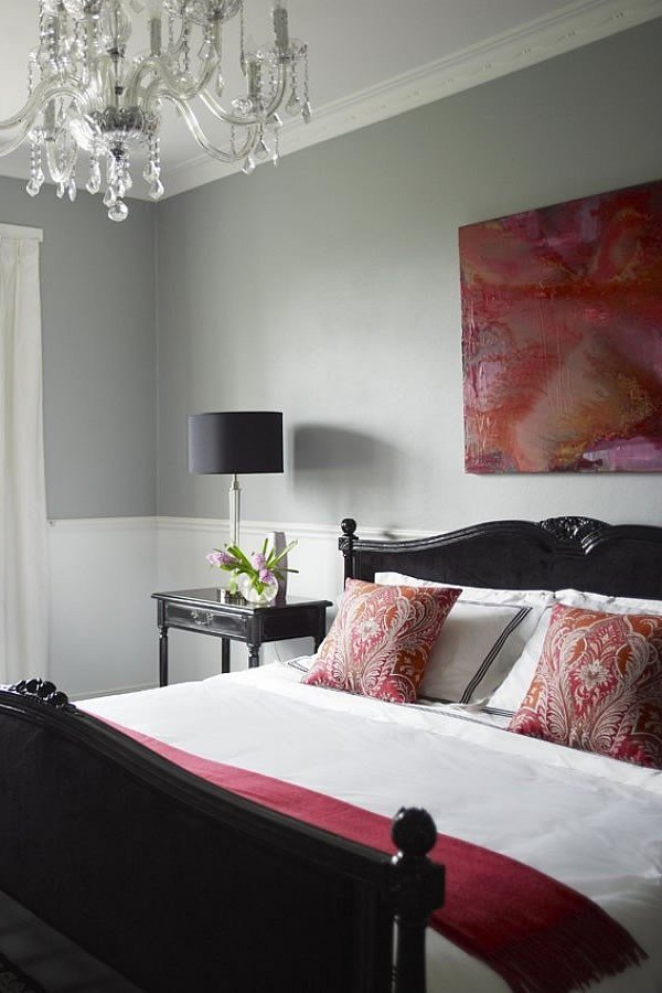 Best 13 Best Images About Grey Red Bedroom On Pinterest With Pictures