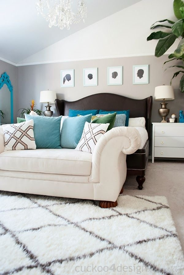 Best 99 Best Images About Bedroom Inspiration Teal Cream With Pictures