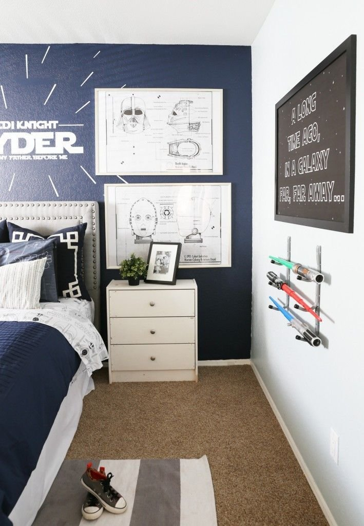 Best 25 Best Ideas About Star Wars Bedroom On Pinterest Star With Pictures
