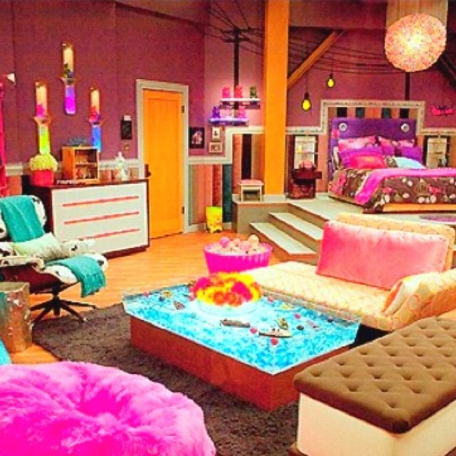 Best Icarly Has The Best Bedroom Ever Love Pinterest With Pictures