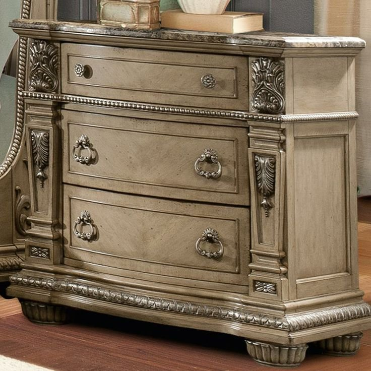 Best Monaco Nightstand By Davis International Home Bedroom Furniture I Like Pinterest With Pictures
