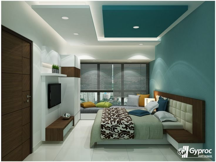 Best Beautiful And Elegant Bedroom Designs For Your House To Know More Www Gyproc In Geometric With Pictures