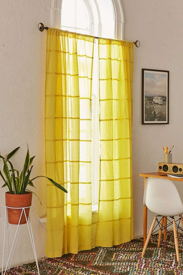 Best Top 25 Best Yellow Curtains Ideas On Pinterest Yellow Bedroom Curtains Yellow Apartment With Pictures