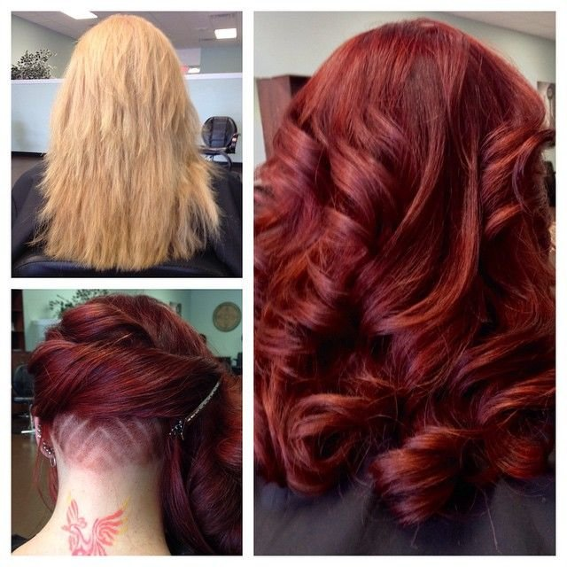 Free 726 Best Images About Hair Colors On Pinterest Redken Wallpaper