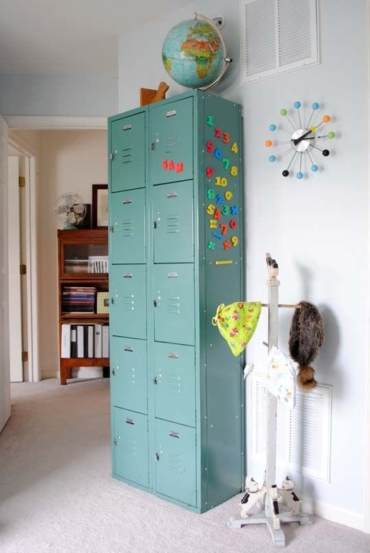 Best 17 Best Ideas About Metal Lockers On Pinterest Locker With Pictures
