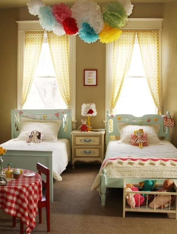 Best 67 Best Images About Coed Kids Room On Pinterest With Pictures