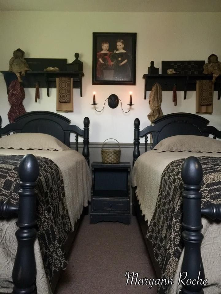 Best 25 Primitive Country Bedrooms Ideas On Pinterest With Pictures