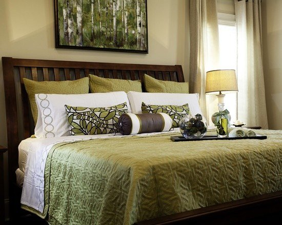 Best Green And Brown Bedroom Ideas Design Pictures Remodel Decor And Ideas Guest Bedroom Ideas With Pictures