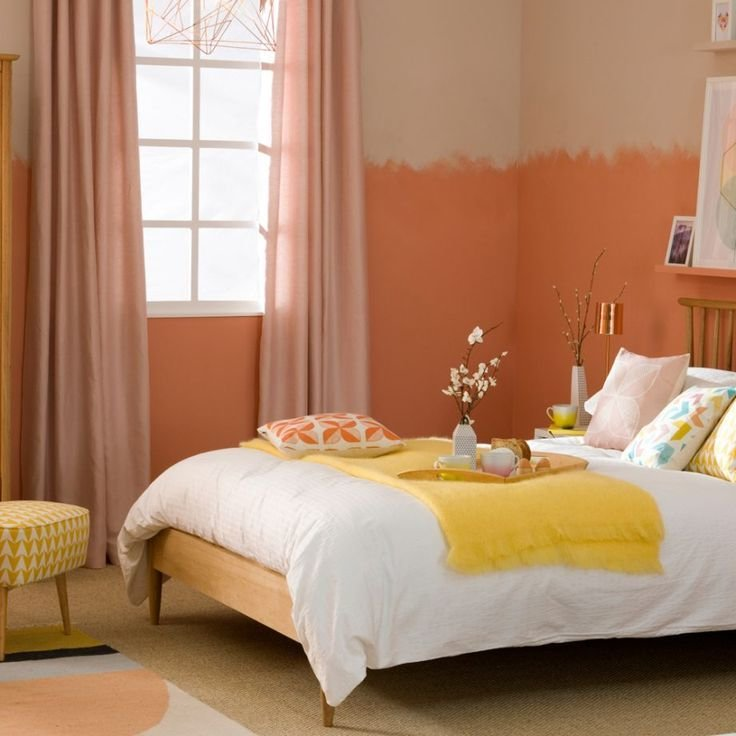 Best 17 Best Ideas About Peach Bedroom On Pinterest Pastel Paint Colors Pastel Palette And Peach Walls With Pictures