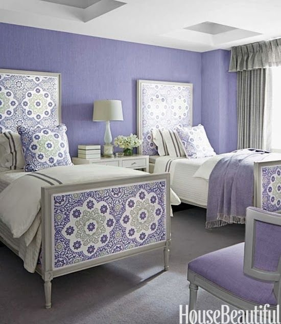 Best 17 Best Ideas About Periwinkle Bedroom On Pinterest Accent Wall Colors Accent Wall Bedroom With Pictures