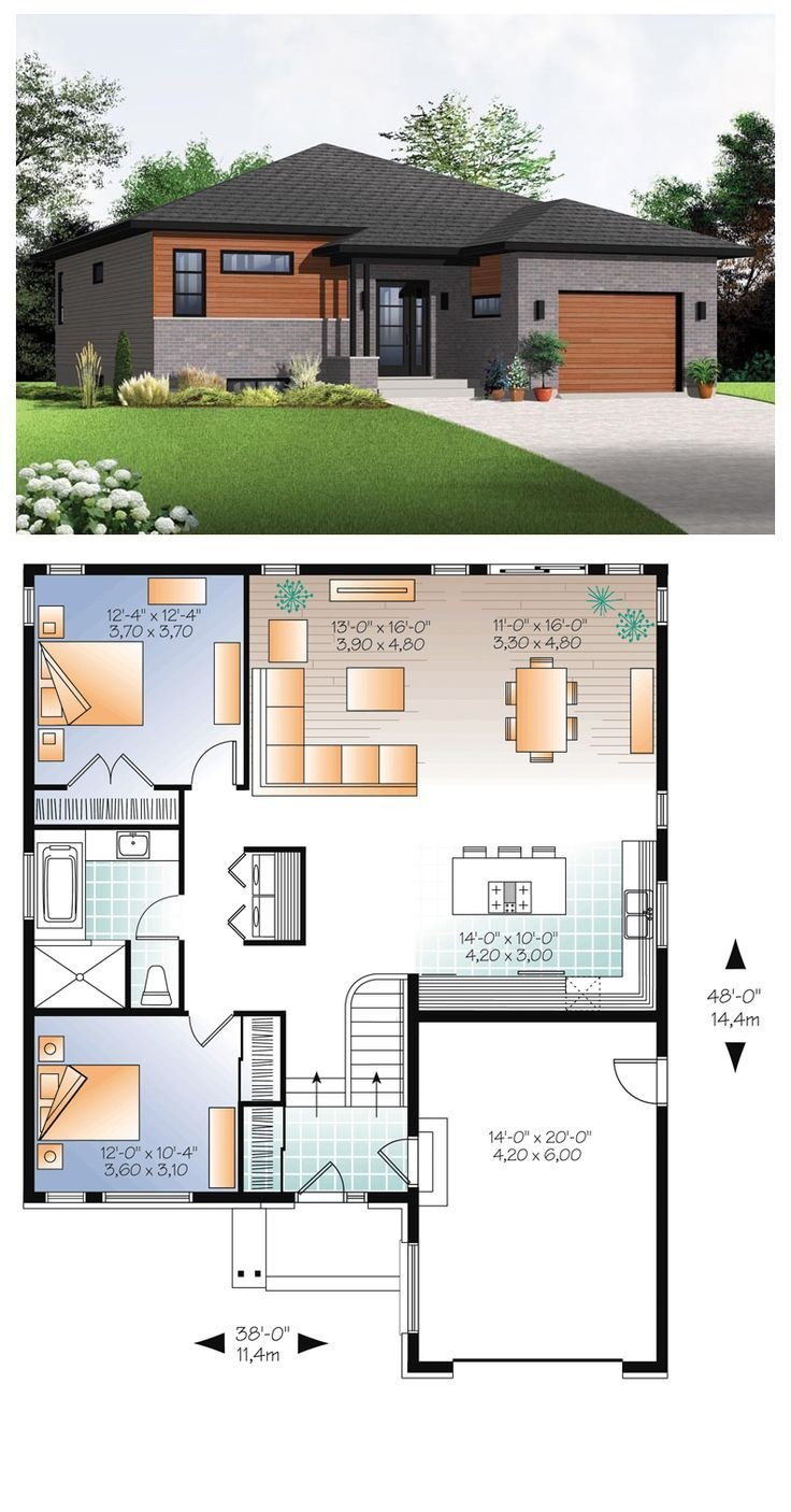 Best 1000 Ideas About Modern House Plans On Pinterest Modern With Pictures