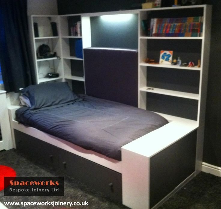 Best 17 Best Ideas About Single Beds With Storage On Pinterest With Pictures