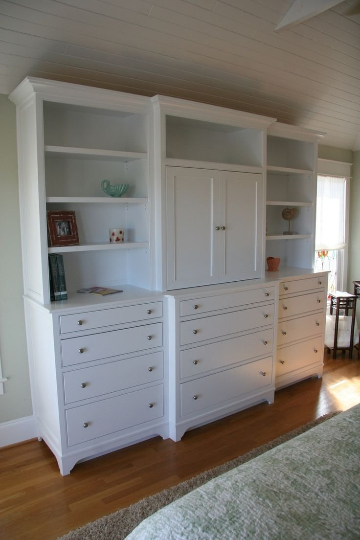 Best Built In Cabinets Bedroom Front Design With Pictures