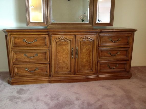 Best Thomasville Furniture French Provincial Bedroom Set With Pictures