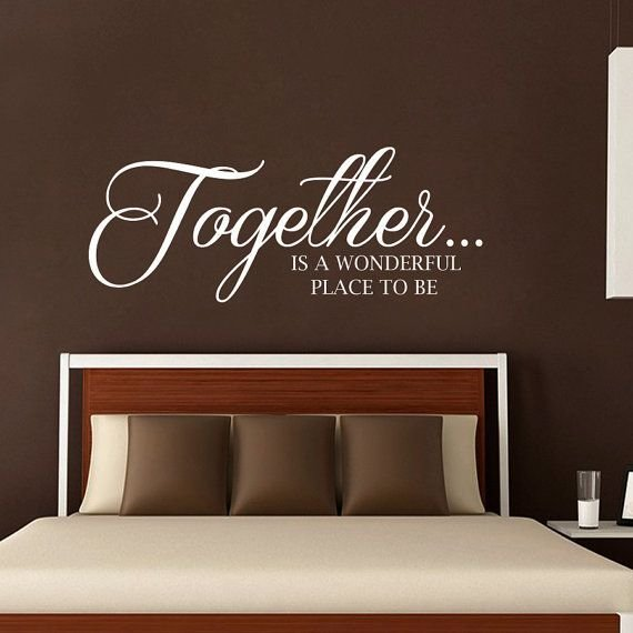 Best 25 Best Bedroom Wall Quotes On Pinterest Picture Heart With Pictures
