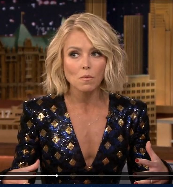 Free 25 Best Ideas About Kelly Ripa Haircut On Pinterest Wallpaper