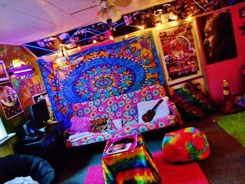 Best Hippie Room Psychedelic Pinterest Awesome With Pictures