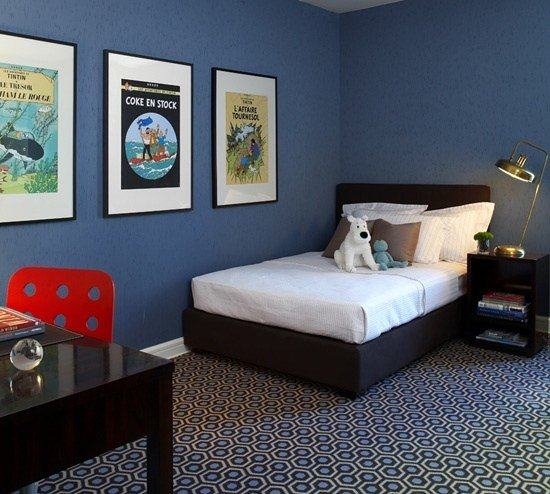 Best 17 Best Ideas About Boys Blue Bedrooms On Pinterest Deco With Pictures