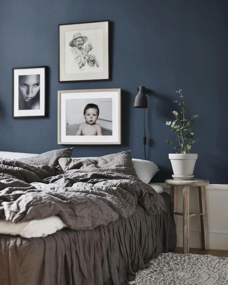 Best 25 Best Ideas About Dark Blue Bedrooms On Pinterest With Pictures