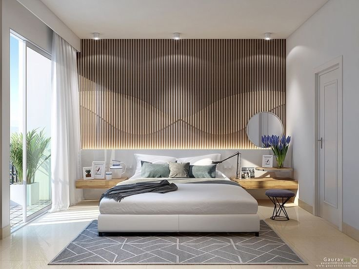 Best Stunning Bedroom Lighting Design Which Makes Effect With Pictures