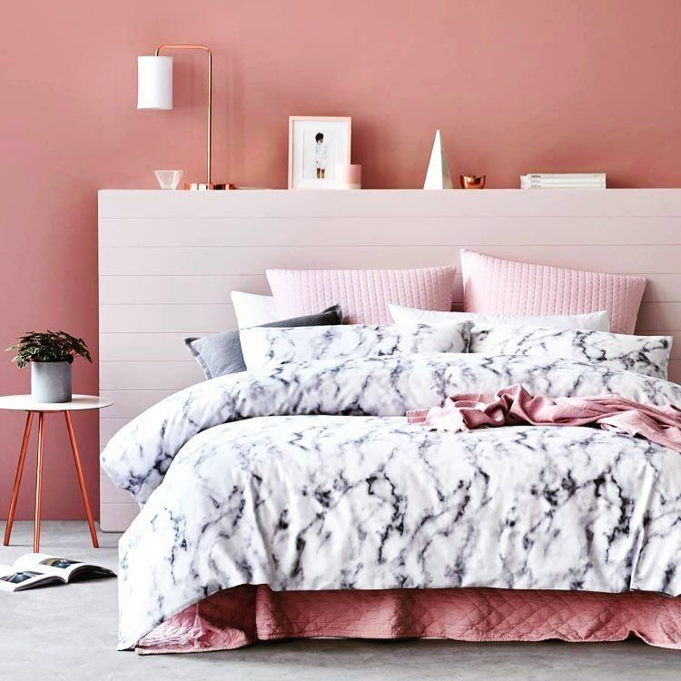 Best Grey And Rose Gold Room Pinterest Tashtate4 • B E D R With Pictures