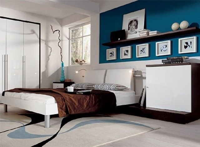 Best Cool Blue And Turquoise Accents In Bedroom Designs 39 With Pictures