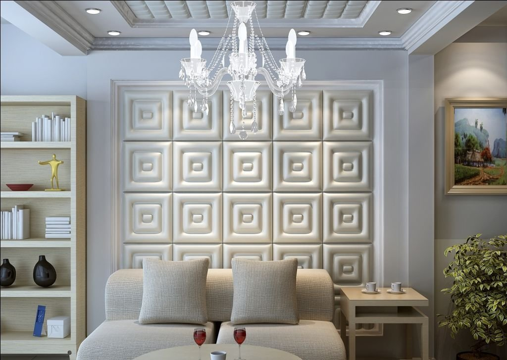 Best Lt 20 White Used As A Headboard Leather Wall Bedroom With Pictures