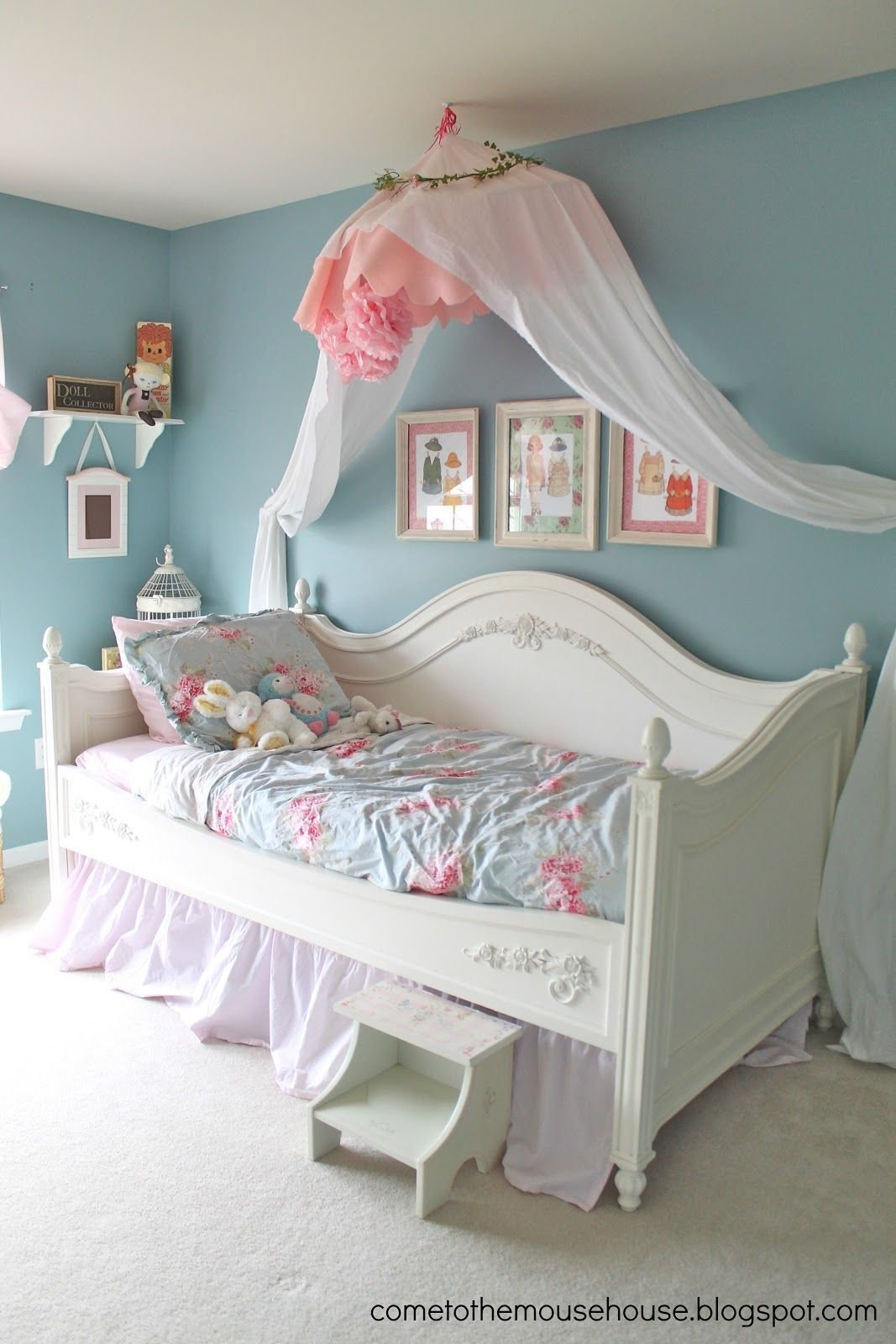 Best Welcome To The Mouse House Shabby Chic Bedroom Reveal With Pictures