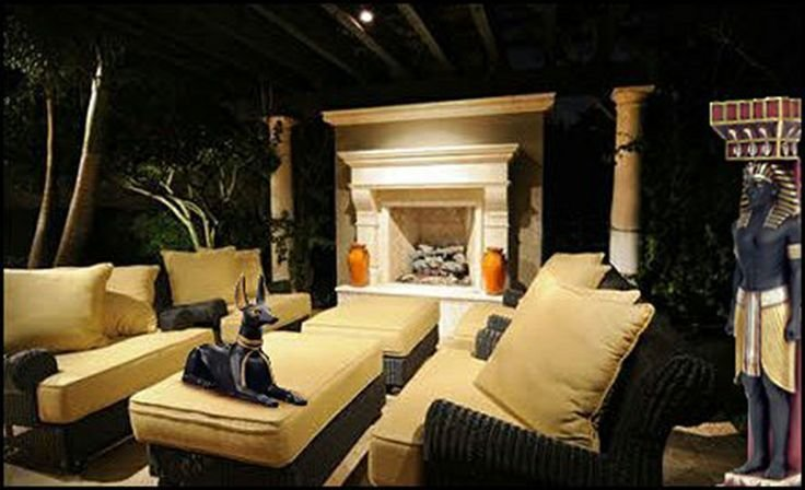 Best Egyptian Interior Style Home Decorating Http With Pictures