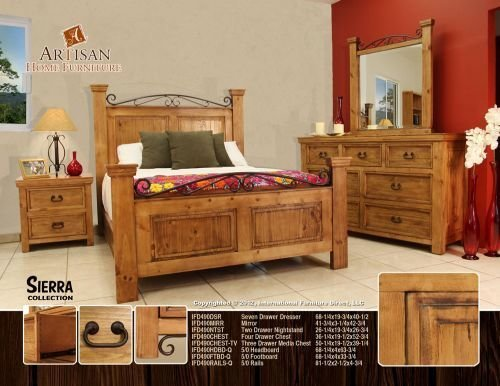 Best Rustic Southwest Bedroom Furniture Set Bedrooms With Pictures