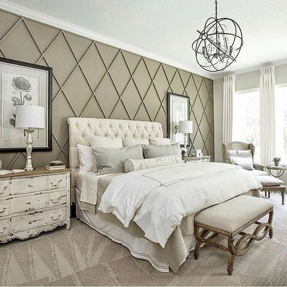 Best 118C75D7C53B3Ac03Fad0B7Bd8D7D521 Wainscoting Ideas Bedroom Bedroom Decor Jpg 564×564 Decor With Pictures