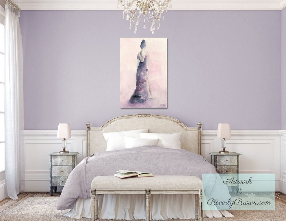 Best Peaceful Bedroom Benjamin Moore Lavender Mist Bedrooms With Pictures