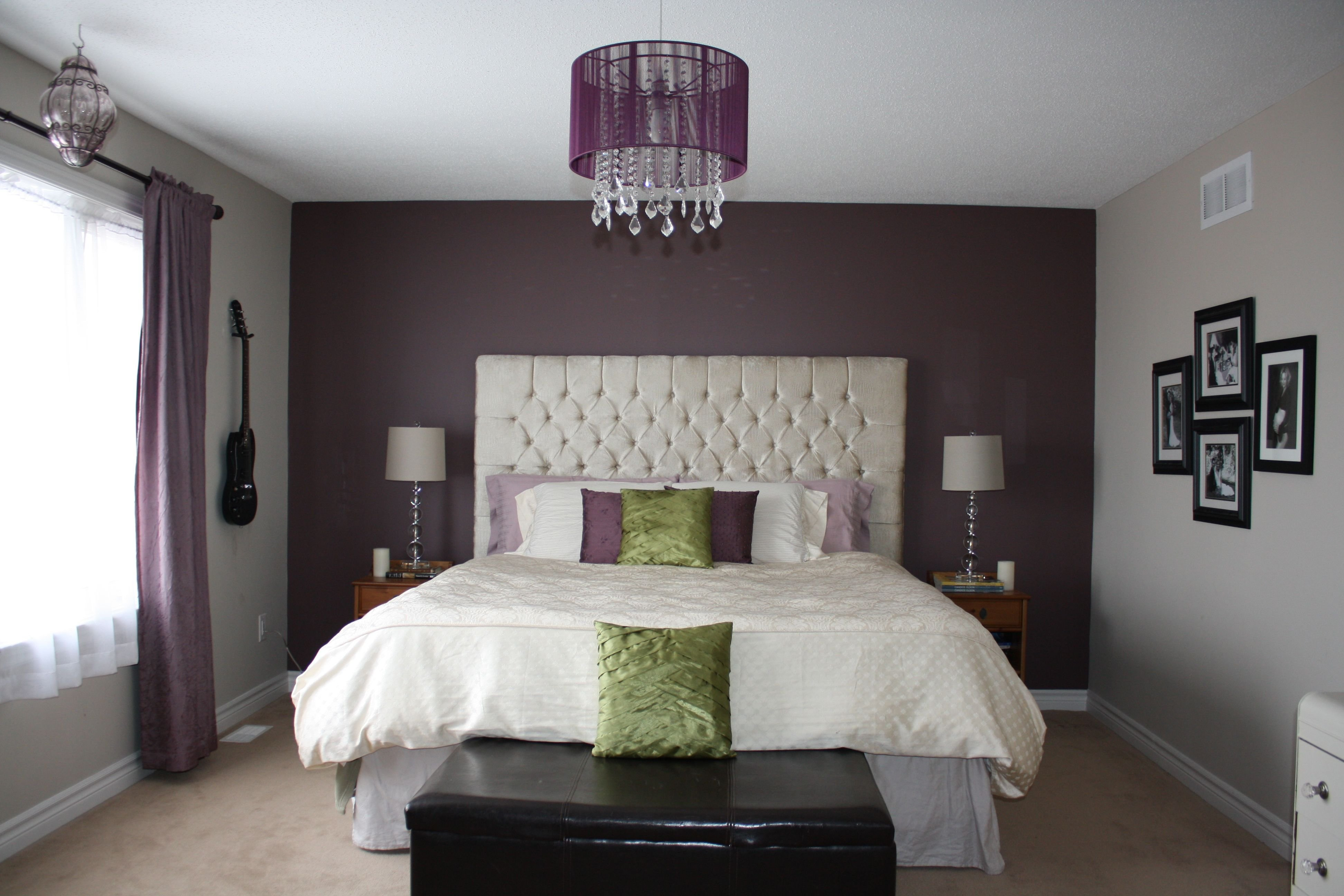 Best My Master Bedroom Makeover I Made This King Sized Diamond With Pictures