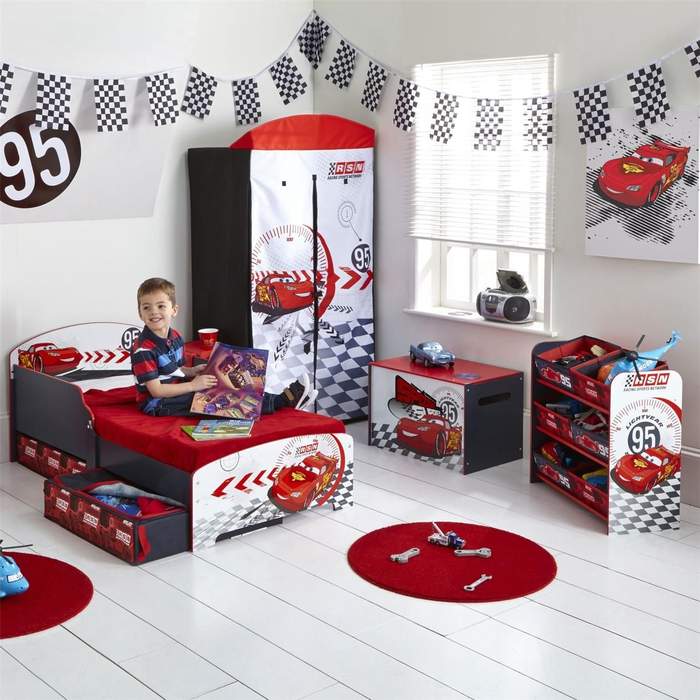 Best Cars Toddler Bed Disney Cars Toddler Bed With Underbed With Pictures