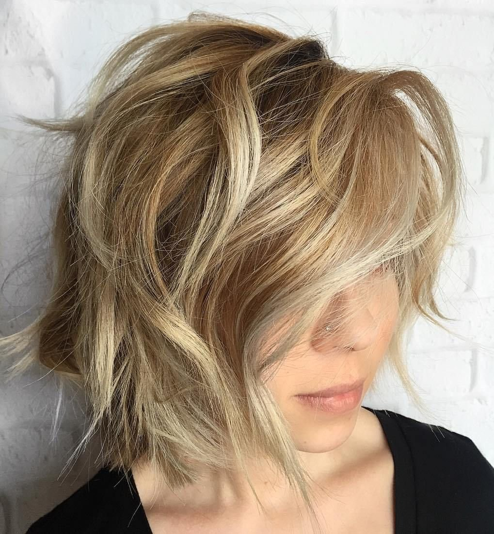 Free 100 Mind Blowing Short Hairstyles For Fine Hair Bobs Wallpaper