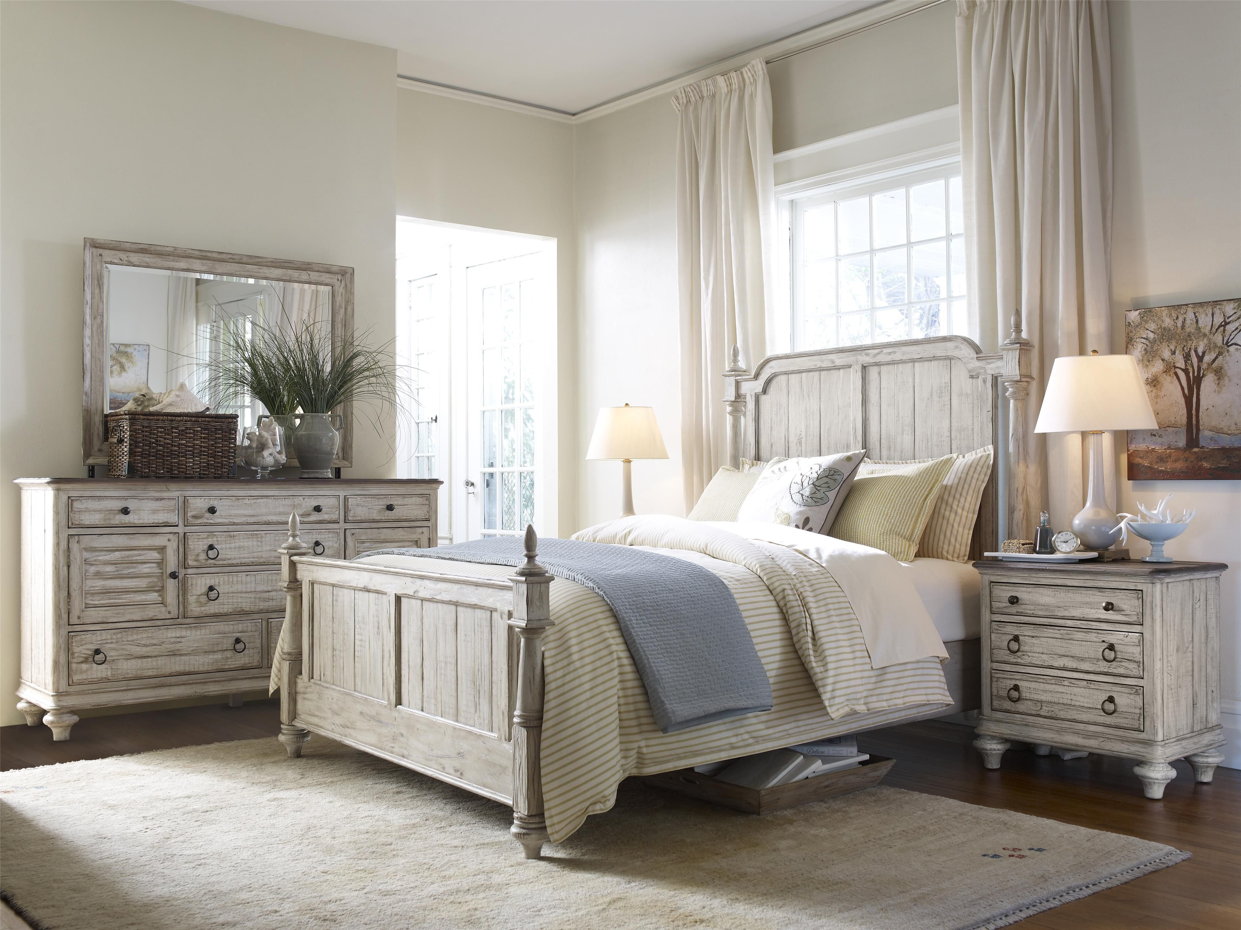 Best Kincaid Furniture Weatherford King Bedroom Group 1 Hudson S Furniture Bedroom Group Tampa With Pictures