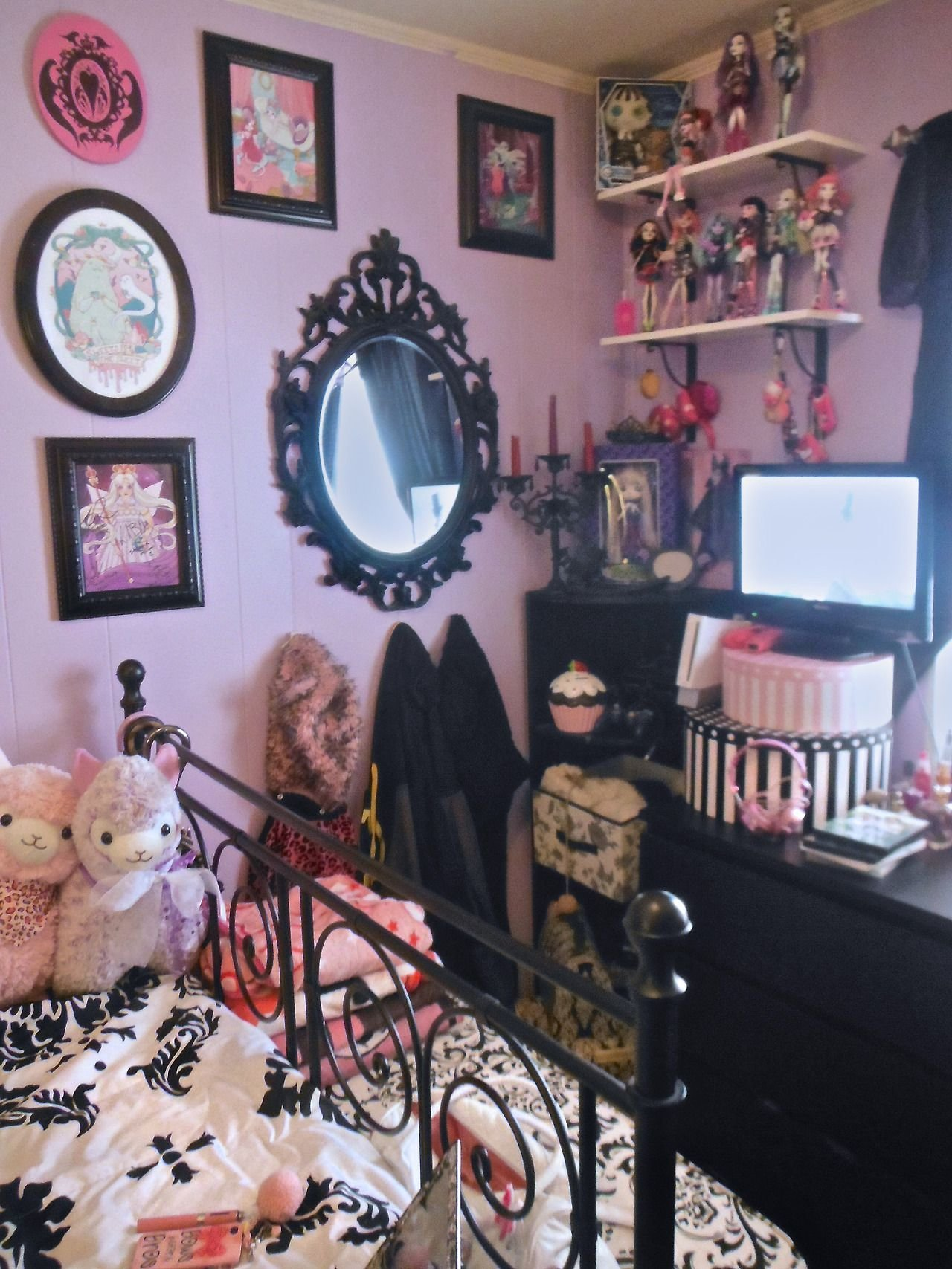 Best Jaynejezebelle My New Room Is Freakin' Sweet If I Do Say So Myself Http Jaynejezebelle With Pictures