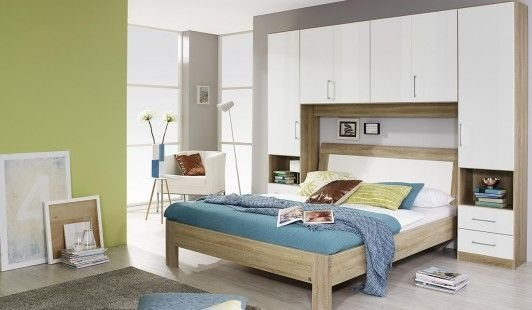 Best Bensons For Beds Moreno Overbed Unit Bedroom Ideas With Pictures