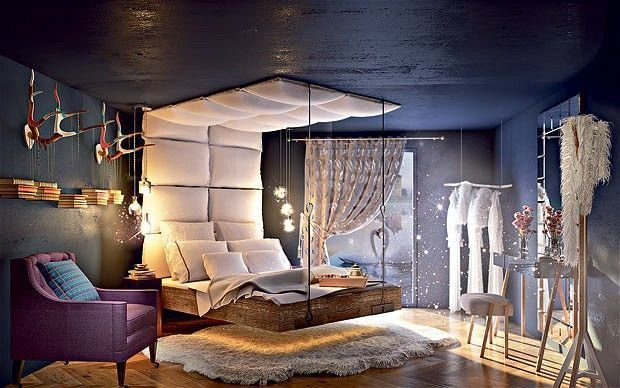 Best Eco Living A Fantasy Bedroom Fantasy Bedroom Bedrooms With Pictures