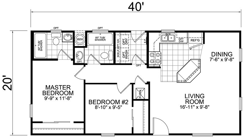 Best 26 X 40 Cape House Plans Second Units Rental Guest With Pictures